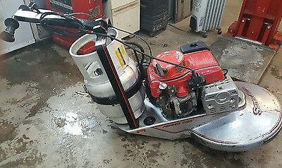 PIONEER ECLIPSE SUPER BUFFER 2100 LP PROPANE HONDA ENGINE 287.5 hrs Nobles Kent