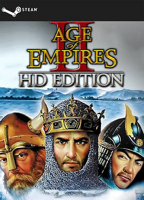 Age of Empires II HD - PC Global Play Not Key/Code - Günstigst
