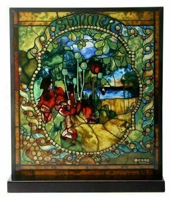 Tiffany Summer Stained Glass