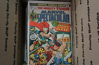 BIG BOX READER LOT of 57 The Mighty Thor Marvel Spectacular Annual More in Store