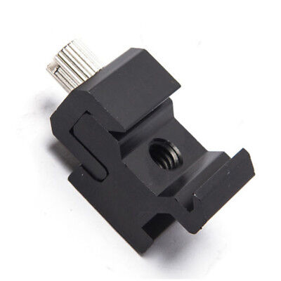Useful Cold Shoe Hot Shoe To 1/4 Thread Screw Flash To Bracket Mount Adapter