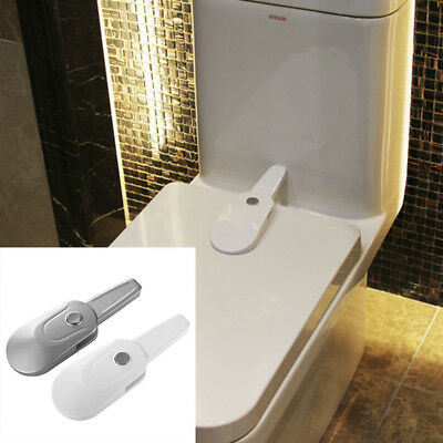 Hotest  Sale Toilet Seat Lock Baby Toddler Child Kids Safety Guard Safe Secure