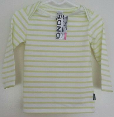 Baby Bonds Top Boy or Girl Size 0 with tags