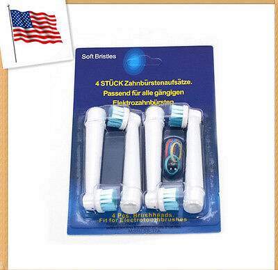 Care Teeth Brush Electric Toothbrush Replacement Brush Head newest US SHIP