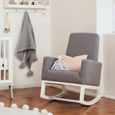 Bebecare Beaux Rocking Nursery Chair - Stone Wash