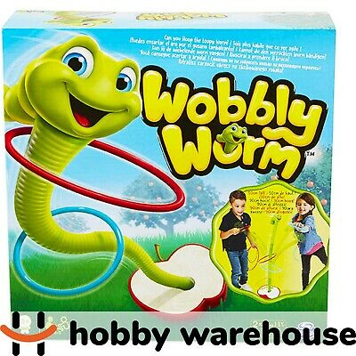 Wobbly Worm Game - Spin Master
