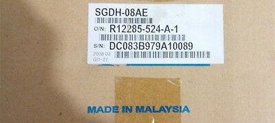 Yaskawa Servo Driver SGDH-08AE NEW IN BOX !!**via DHL or EMS!!