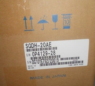 Yaskawa Servo Driver SGDH-20AE NEW IN BOX !!**via DHL or EMS!!