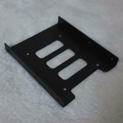 """2.5"""" to 3.5"""" Bay SSD Metal Hard Drive HDD Mounting Bracket Adapter Dock/Tray Z*"""