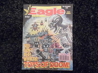 Eagle Comic 16Th December 1989