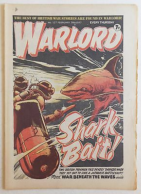 WARLORD Comic #127 - 26th February 1977