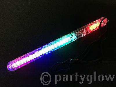 1000 Flashing Light Stick LED Glow Stick Wand LED Baton Top Quality - ANTI CHOKE
