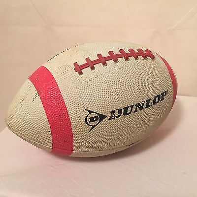 NFL American Football FULL SIZE Tacified Gridiron Ball by Dunlop