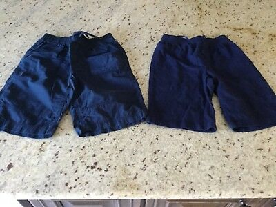 Boys Shorts Size 7X Set Of Two