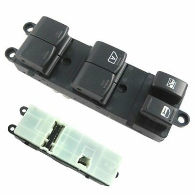 1pc Door Master Power Window Switch For 2005-2008 Nissan Pathfinder 25401-ZP40B