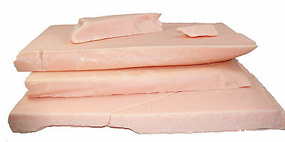 Pink Candle Wax 25kg of Out of Spec (Scrap)