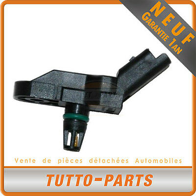 Capteur de Pression Citroen Berlingo C2 C3 C4 C5 C8 Dispatch Jumpy Saxo Xsara