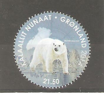 2014  Greenland - From Pole To Pole -  Sg 751