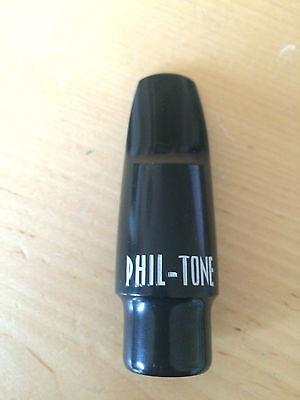 Phil-Tone Rift Alto Saxophone Mouthpiece 0.76 tip opening