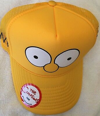 SDCC The Simpsons Homer Simpson Trucker Hat