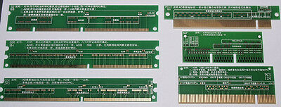DDR, DDR2, SDR, PCI, AGP, PCI-E motherboard slot testers