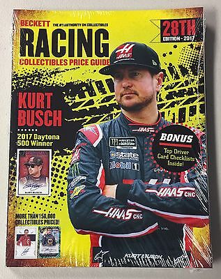 2017 Beckett Racing Annual Price Guide - QTY AVAIL - FREE SHIP