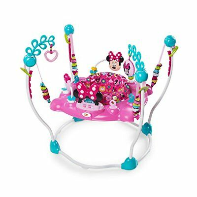 Baby Walker Disney MINNIE MOUSE Finding Jumper Jumperoo Activity Toddler Girl