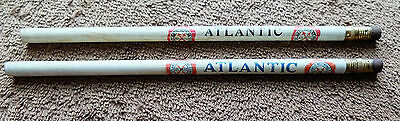 Atlantic Gas and Oil Advertising Pencils - 2