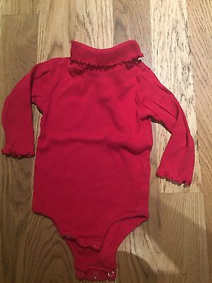 Girl Body Size 12-18 Months
