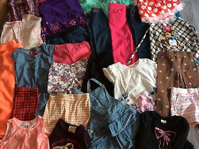 25 Piece Toddler Girl Clothes Lot 4T Lot 2