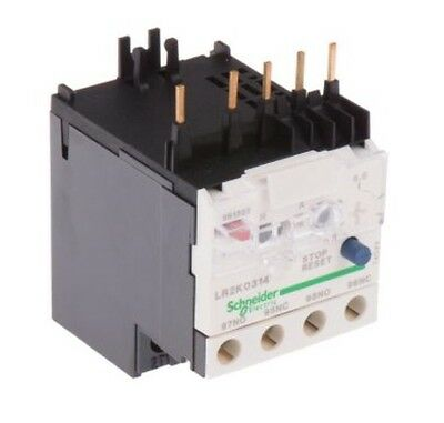 Schneider Electric LR2 K0314 Thermal Overload Relay 5.5-8A 3 Pole TeSys 023057