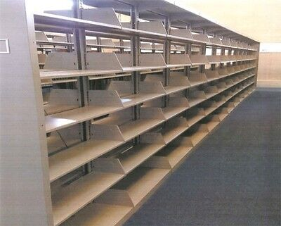 Library Shelving Units