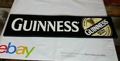 Guinness Pvc Bar Mat - Label beer collectible