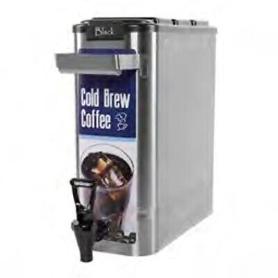 Newco 805172 Cold Brew Kit, Single Chamber, 3.5 Gallon **NEW** Authorized Seller