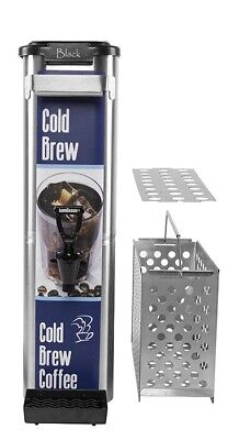 Newco 805169 Cold Brew Kit, Single Chamber, 3.0 Gallon **NEW** Authorized Seller
