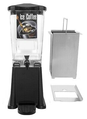 Newco 103996 Ice Coffee Kit, Single Chamber, 3.0 Gallon **NEW**