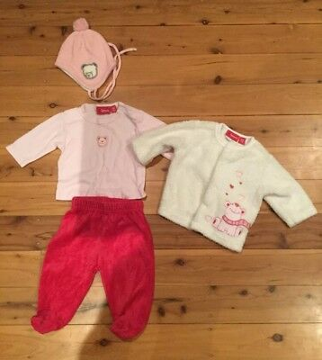 Gorgeous Baby Girls Sprout Winter 4 Piece Set - Size 000