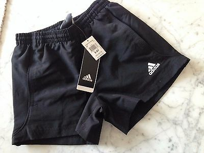 New Boys Adidas Shorts Size 8-9 Years Rrp $40