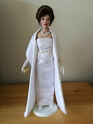 Franklin Mint - Jackie Kennedy (Visit to India) - Doll