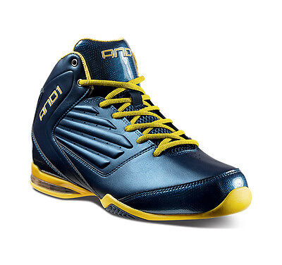 And 1 Mens Basketball Shoes All Sizes Master 2 Mid *****clearance Price********