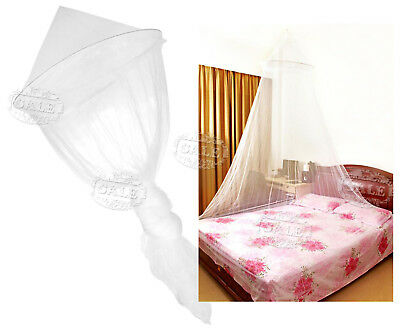 250cm Canopy Bed Netting Mosquito Bedding Net Baby Kids Tents w/ Hanging Ring AU