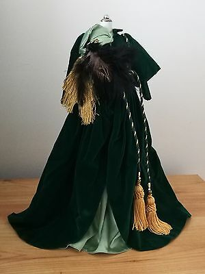 Franklin Mint - Scarlett O'Hara (Ingenuity Dress) Outfit