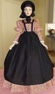 Franklin Mint - Scarlett O'Hara (Battlefield) - Doll