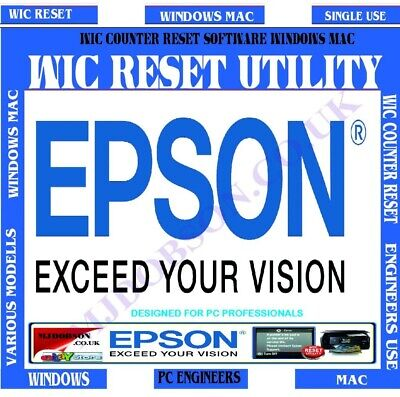 Epson  Px700W Waste Ink Pads Reset Service Error Fault