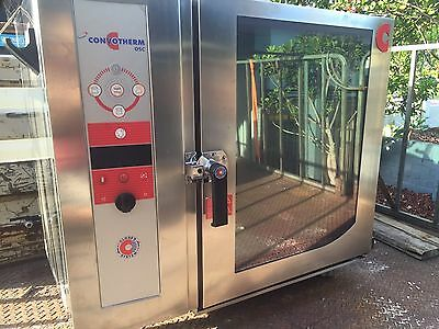 Convotherm 10 Tray Combi Oven Excellent Working Condition.