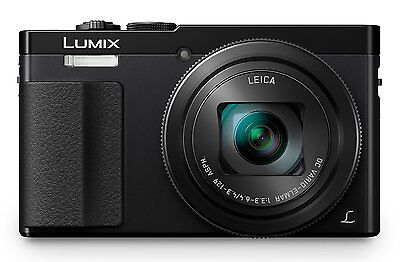 Panasonic Lumix DMC-TZ70EB-K Compact Digital Camera - Black