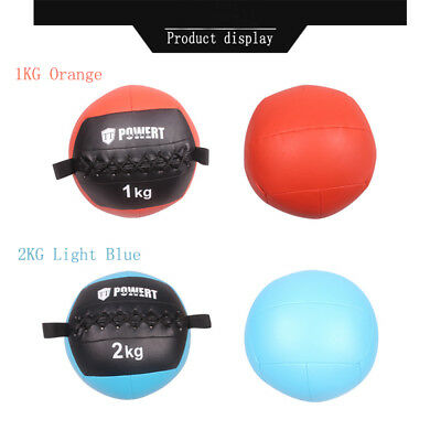 Health Hot Medicine Ball Equipment Durable Rubber Muscle Training Gravity