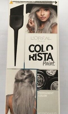 L'oreal Colorista Paint Grey Grigio