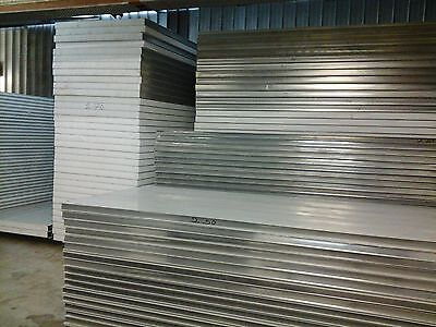 EPS Panel ZLOCK System Insulation Panel Coolroom 50mm thickness $21.00*/meter