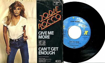 Jodie Rocco - Give Me More / Can't Get Enough